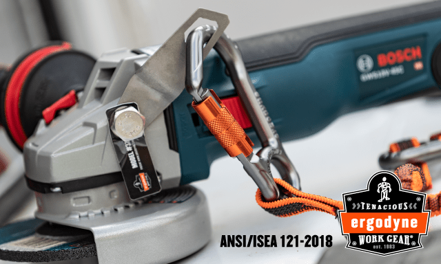 Dropped Objects Standard 121-2018 Approved, Adopted by ANSI