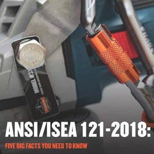 ANSI/ISEA 121-2018: Five Big Facts You Need To Know
