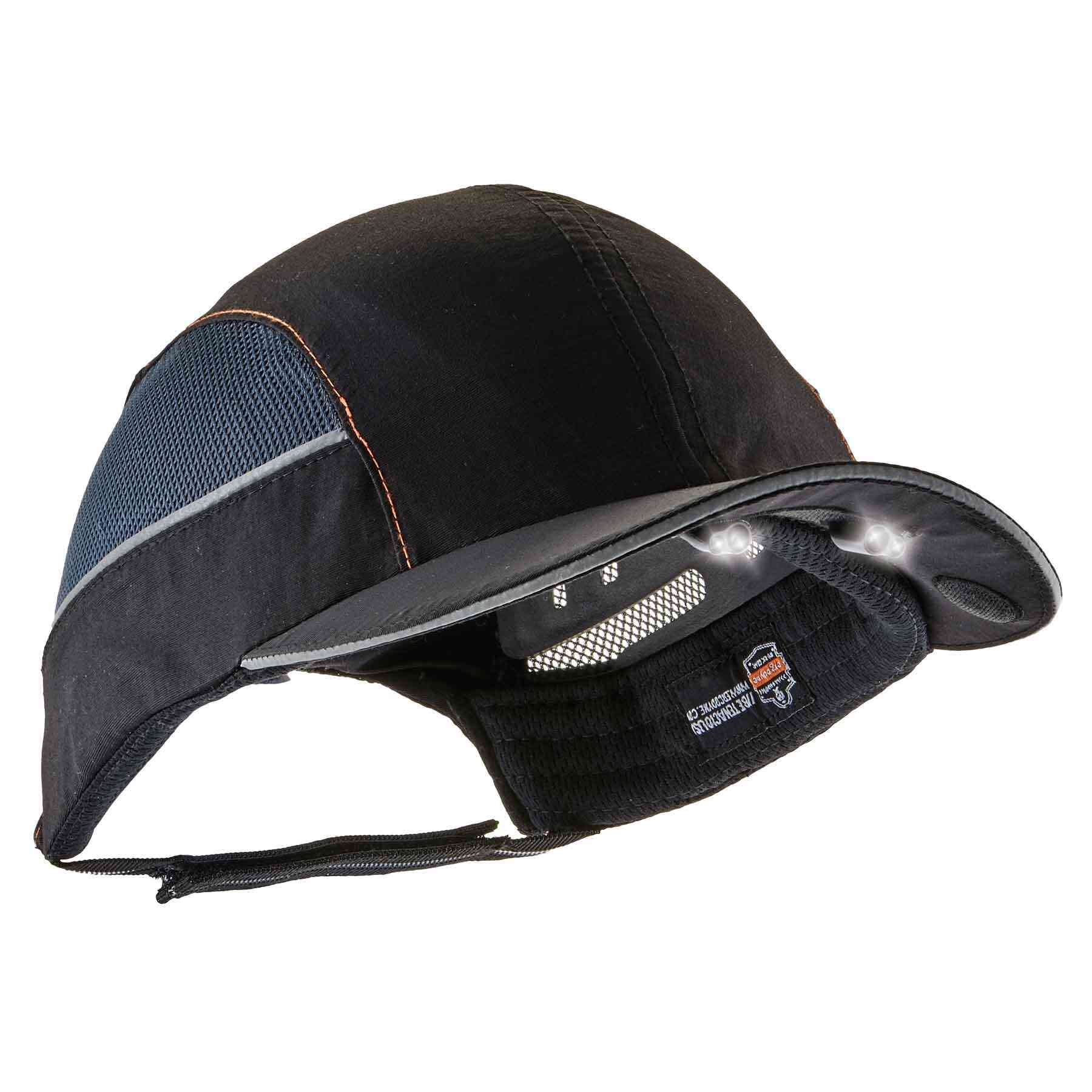 Skullerz 8960 Bump Cap Hat w/ LED Lighting