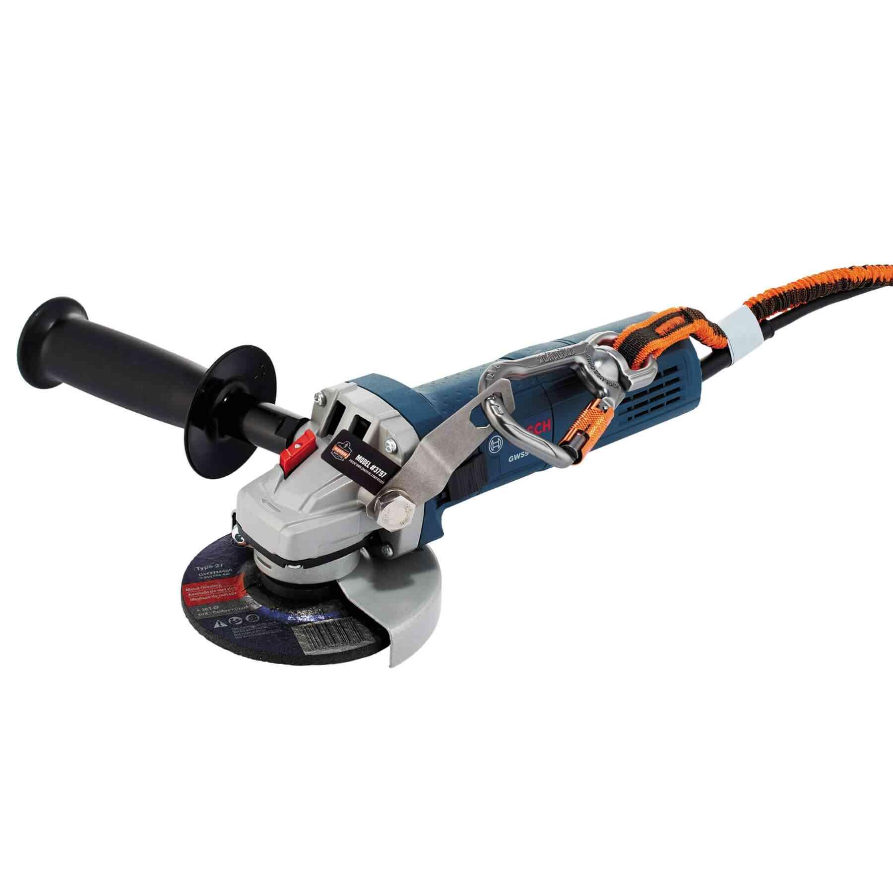 Squids 3797 Power Tool Bracket - Grinder Tool Trap