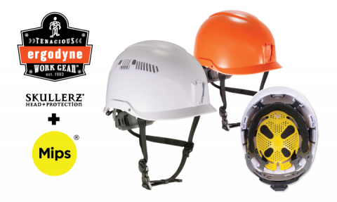 Mips Safety Helmets Press Release