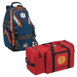 ems bag and firefighter gear bag