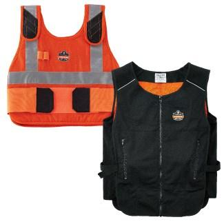two phase change vests