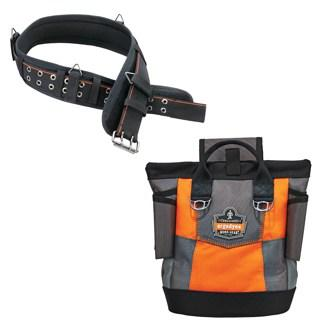tool belt and tool pouch
