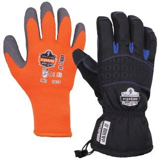 Two thermal gloves