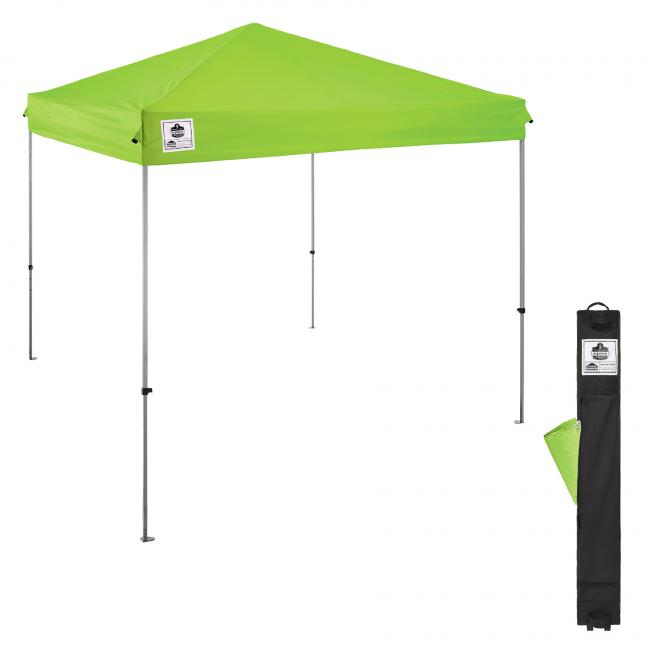lime 6010 tent with included accessories