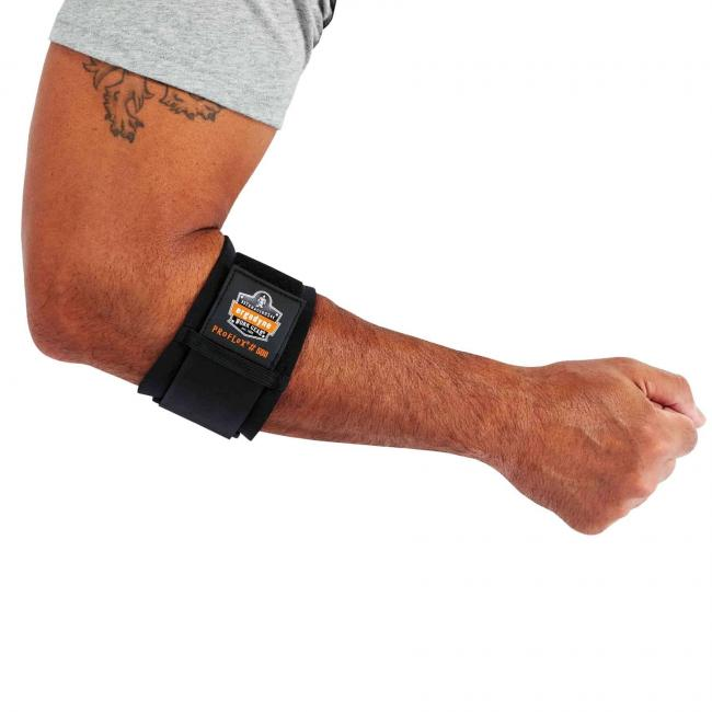 500 XS Black Elbow Support image 1