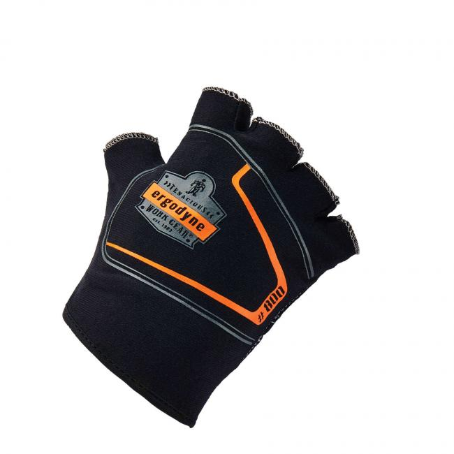 800 S/M Black Glove Liners Work Gloves image 1