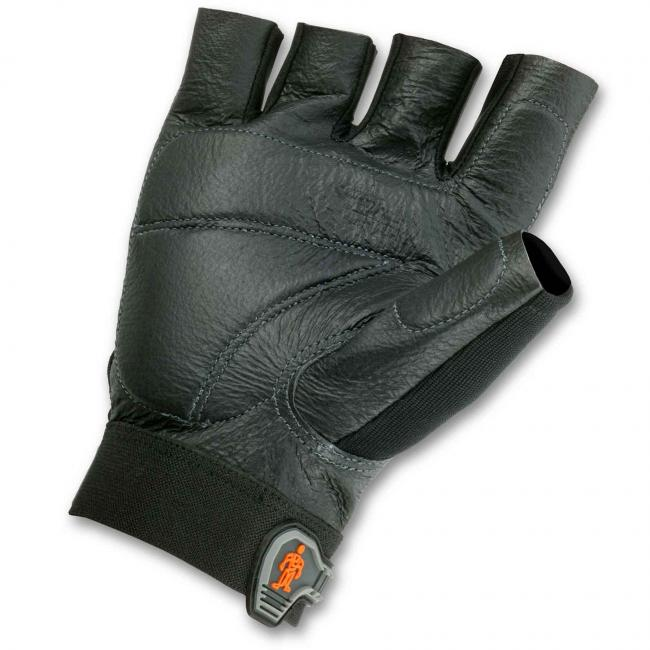 900 2XL Black Impact Work Gloves image 2