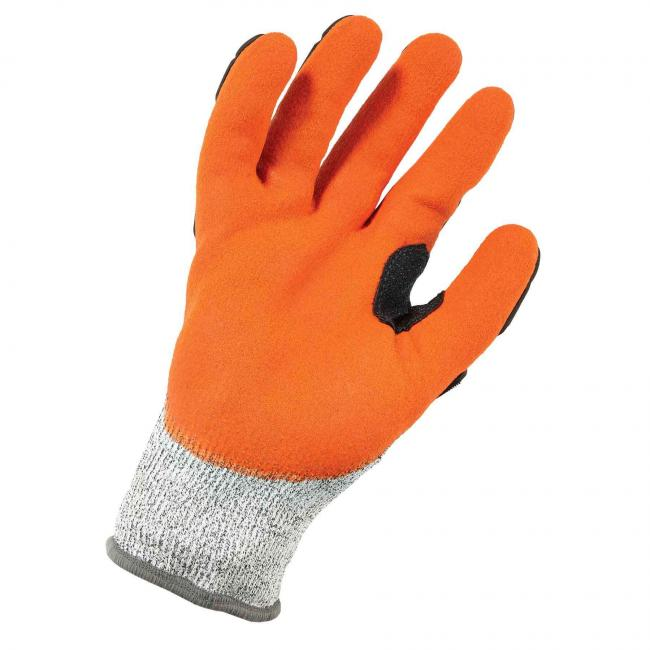 922CR Small Gray Level 5 Cut Resistant Nitrile-Dipped DIR Work Gloves image 2