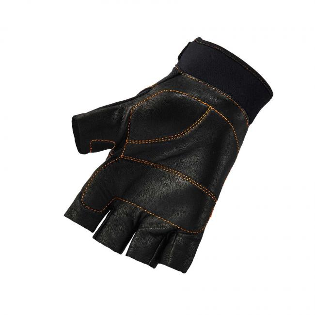 901 S Black Economy Impact Gloves image 2