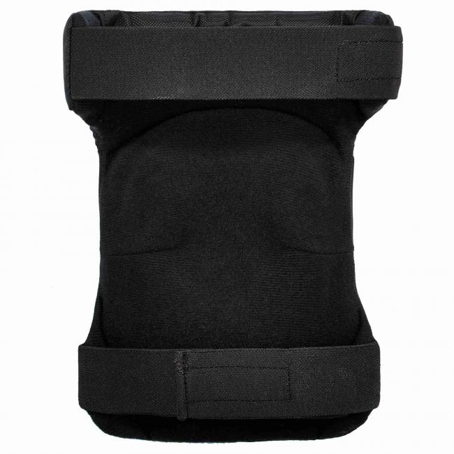 435HL Black Cap Hinged Rubber Cap Gel Knee Pad image 3