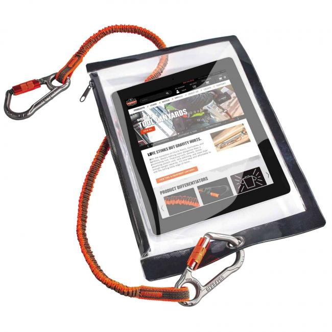 3765 Standard Clear Tablet Sleeve & Trap image 2