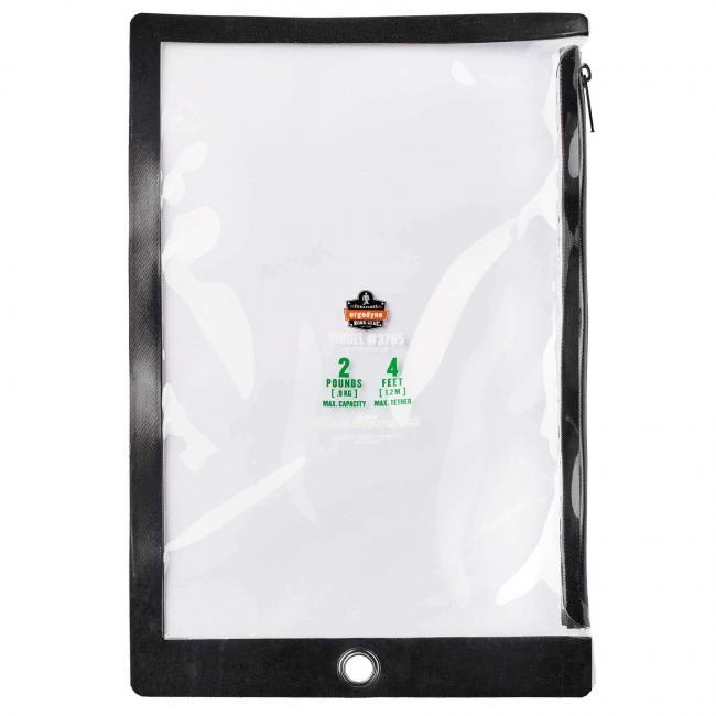 3765 Standard Clear Tablet Sleeve & Trap image 3