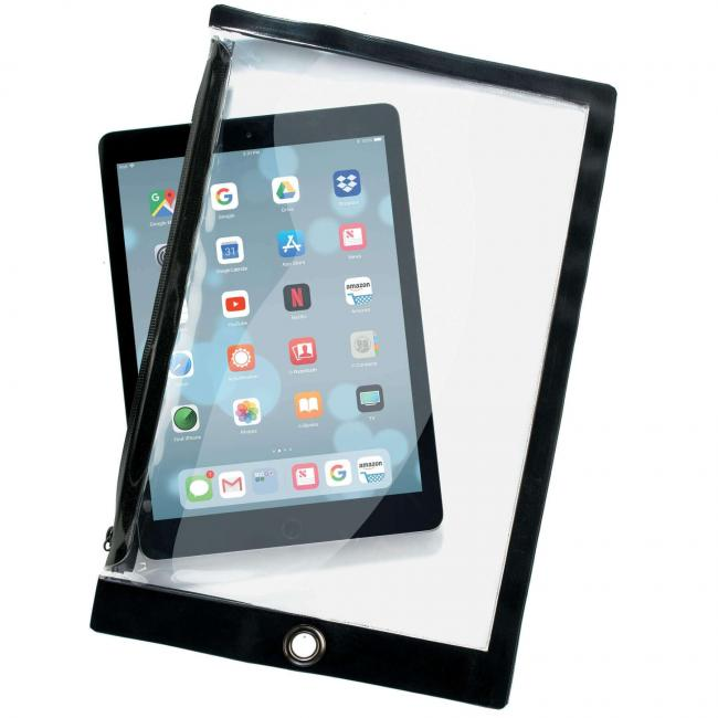 3765 Standard Clear Tablet Sleeve & Trap image 1