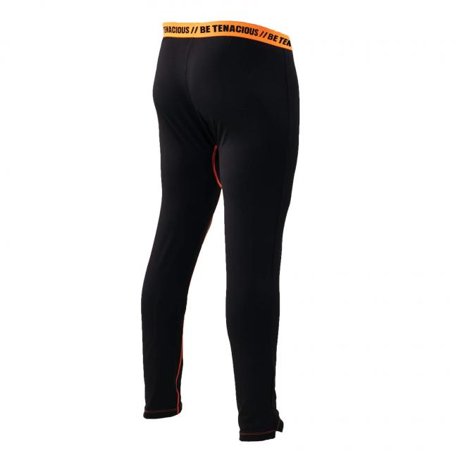 6480 M Black Base Layer Thermal Bottoms men's-base-layer-leggings image 3