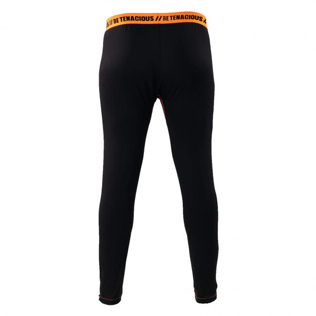 6480 M Black Base Layer Thermal Bottoms men's-base-layer-leggings image 4