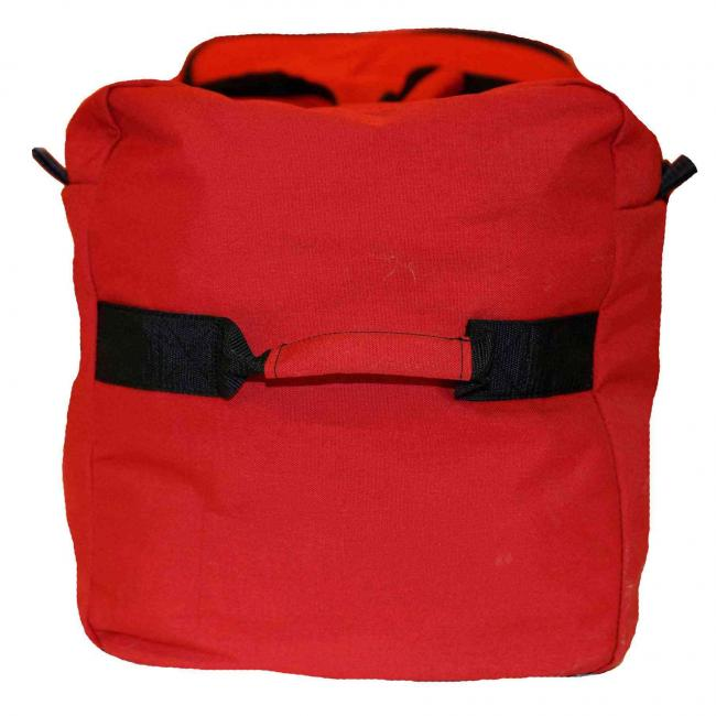 GB5005W 7160ci Red Wheeled F&R Gear Bag Fire and Rescue Gear Bags image 3