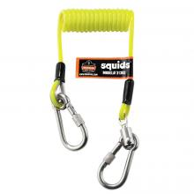 Squids 3130S Coiled Cable Lanyard - 2lbs