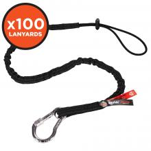 Squids® 3100-100pk Single Carabiner Tool Lanyard - 10lbs