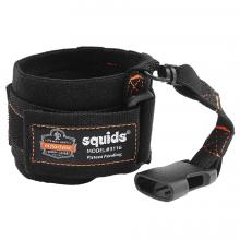 Squids 3116 Pull-On Wrist Lanyard with Buckle - 3lbs