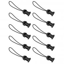 Squids® 3133 Barcode Scanner Lanyard - Loop Attachment Replacements (10-Pack)