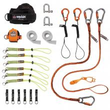 Squids 3186 Iron/Steel Worker's Tool Tethering Kit