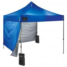 SHAX 6051 Heavy-Duty Pop-Up Tent Kit - 10ft x 10ft / 3m x 3m