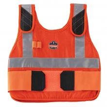 Chill-Its 6225 Premium FR Phase Change Cooling Vest - Vest Only