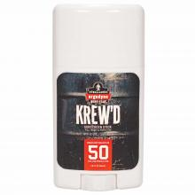 KREW'D 6354 SPF 50 Sunscreen Stick - 1.5oz