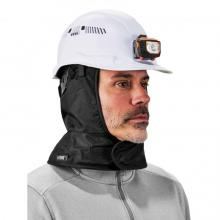 N-Ferno 6842  Winter Hard Hat Liner - 2-Layer, Fleece-Lined, Polyester Shell, Shoulder Length