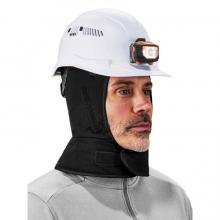 N-Ferno 6877 Winter Hard Hat Liner - 3-Layer, Fleece-Lined, Foam Mid-Layer, FR Shell, Shoulder Length