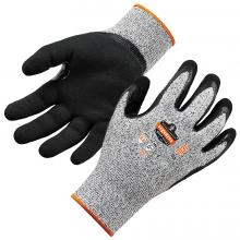 ProFlex 7031 Nitrile-Coated Cut-Resistant Gloves - ANSI A3 Level, Extra Strength