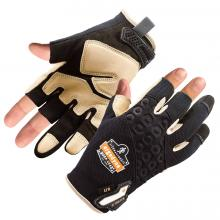 ProFlex 720LTR Heavy-Duty Framing Gloves - Leather-Reinforced
