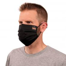 Skullerz® 8801 Pleated Face Cover Mask - Reusable, Cotton