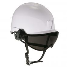 Skullerz® 8974V Class E Safety Helmet with Visor Kit