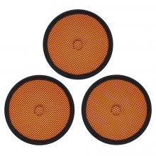 Skullerz 8983 Hard Hat Pad Replacement (3-Pack)