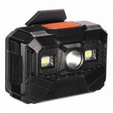 Skullerz 8987 Rechargeable Universal Hard Hat LED Light