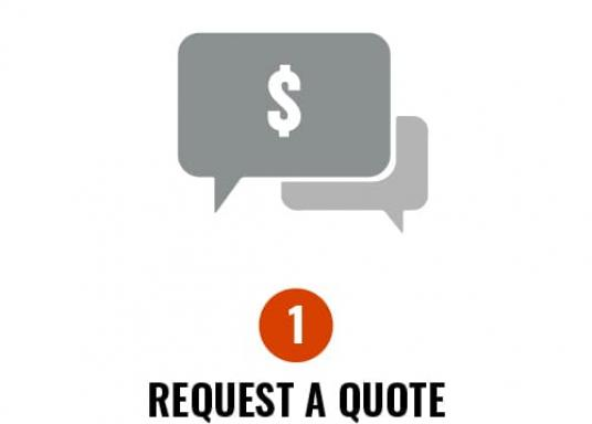 Step 1: Request a quote